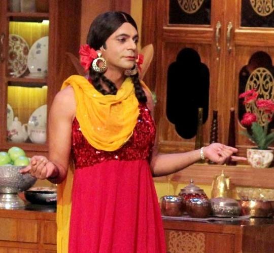 Comedian Sunil Grover