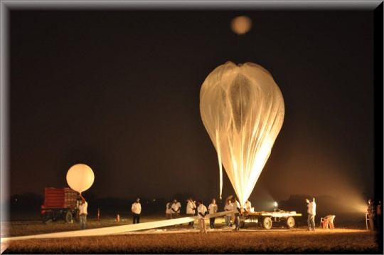 India's First Indigenously Developed Stratospheric Balloon Penetrates into Mesosphere