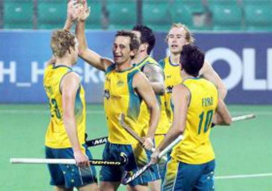 Indiaa Thrashed 7-2 By Australia