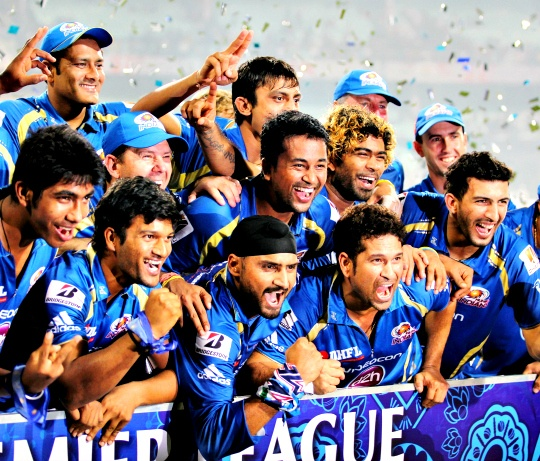 Upcoming IPL May be Held in Two Halves