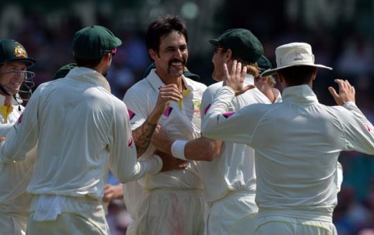 Australia beat England