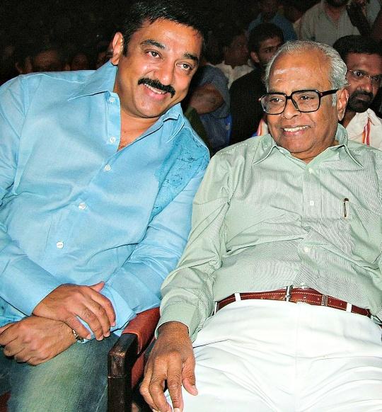 Kamal Haasan, K Balachander