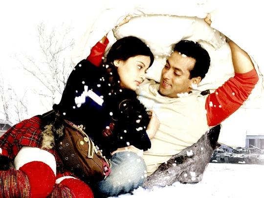 Salman Khan, Sneha Ulaal