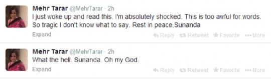 Mehr Tarar Tweets