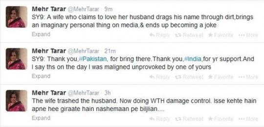 Mehr Tatar Tweets