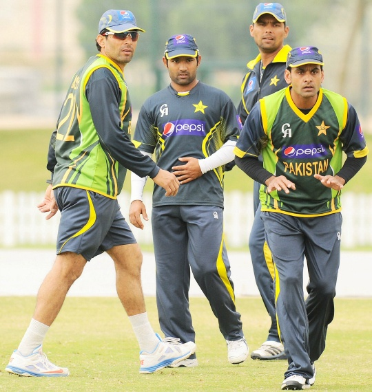 Extra Security for Pakistan in Asia Cup