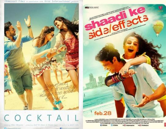 Shaadi Ke Side Effects vs Cocktail