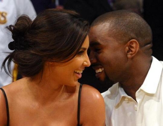 Kanye, Kim