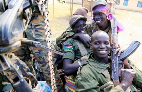 South Sudan Govt, Rebels Set for Talks