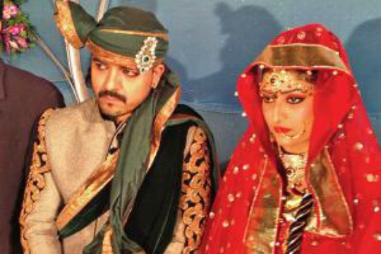 Bollywood Singer Toshi Sabri Gets Married