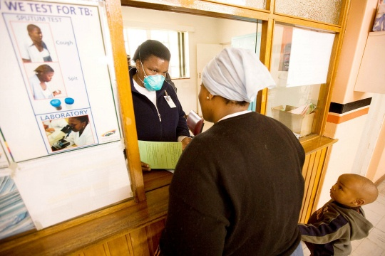 Patients With Deadly TB Released in South Africa