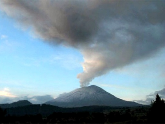 Volcanoes Set Their Own Rules for Eruption