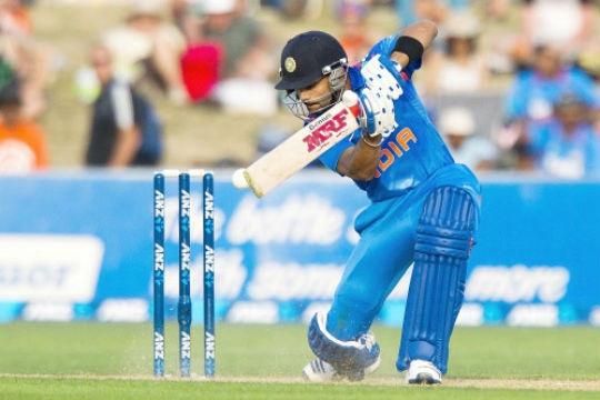 Former India Test cricketer Chetan Chauhan feels Virat Kohli has the ability to break batting legend Sachin Tendulkar's record in both Tests and ODIs.