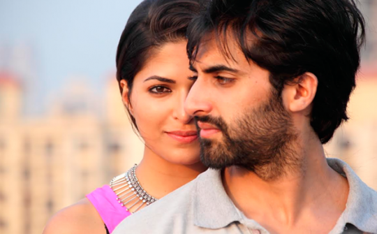 Parvathy Omanakuttan and Akshay Oberoi in Pizza 3D