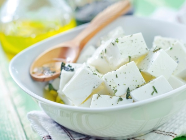How to Make Homemade Feta Cheese & How to Use It