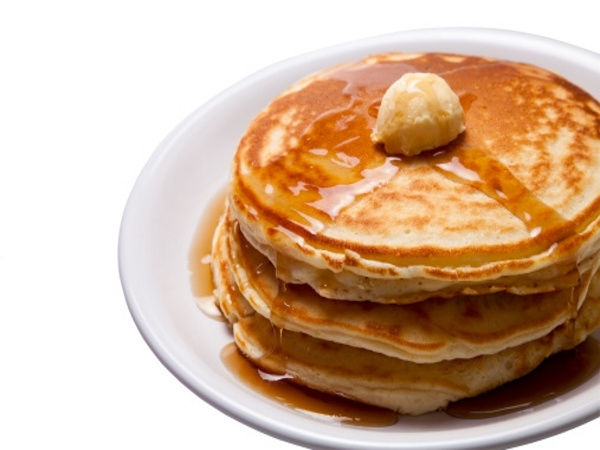 Low Cholesterol Spicy Oat Pancakes