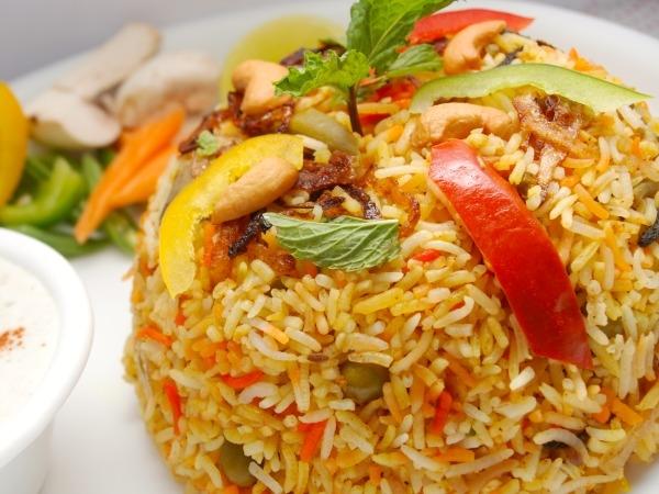 Healthy Arabic Biryani Recipe