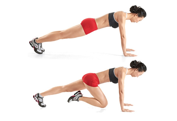 Speed-up Metabolism With Mountain Climber Exercises