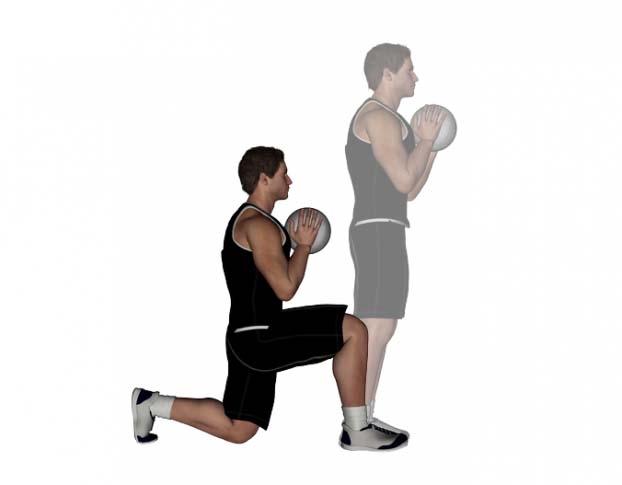 Do Lunge Exercises For Stronger & Firmer Leg Muscles