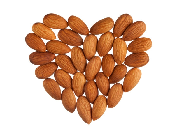 Almonds For A Healthy Heart
