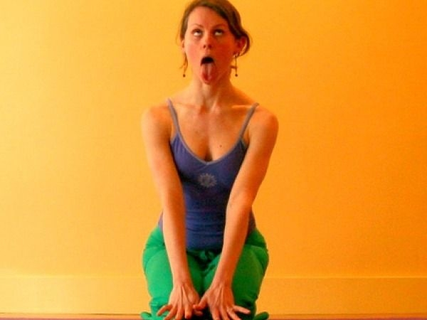 Fight Jaw Pain With Yoga