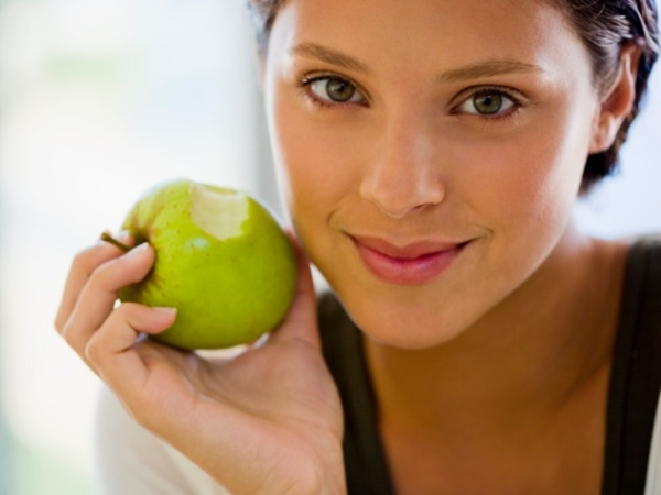 Reduce The Risk Of Cancer With Apples