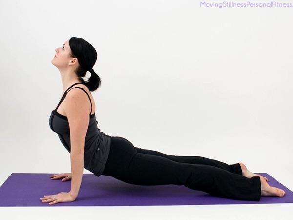 Yoga Postures For Kids