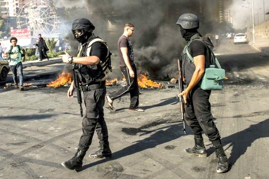 Egypt Police Crush Pro-Morsi Protests On Anniversary