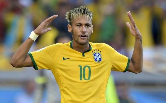 Brazil Rekindles Love With Jersey No. 10