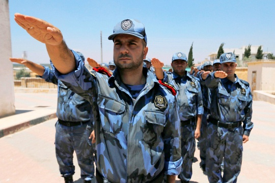 Syrian Army Poised for Assault On Aleppo