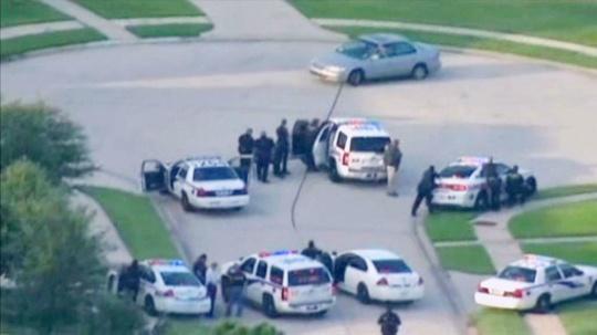 US Gunman Kills Six Including Children