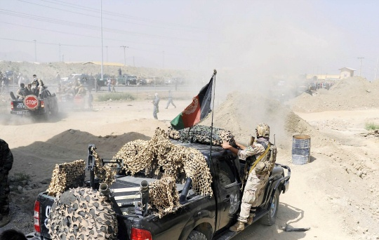 Militants Attack Afghanistan's Kabul Airport