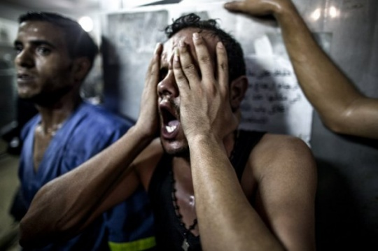 AFP Gaza Child Victims Report