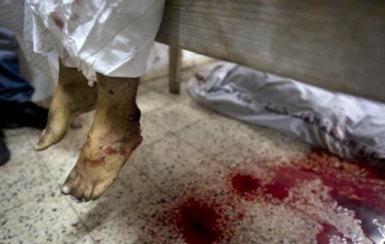 Gaza's child victims