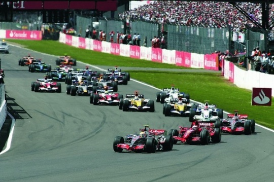British GP:Force India To Start 4th, 7th