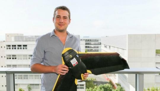 A Drone To Locate Survivors Via Phone