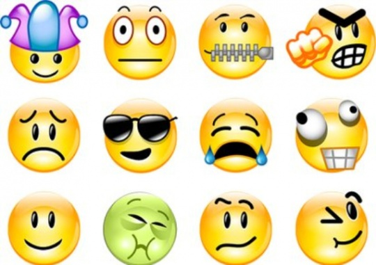 30 Years of Emoticons