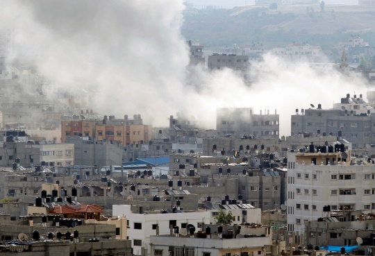Israel Welcomes Egypt-Proposed Gaza Truce