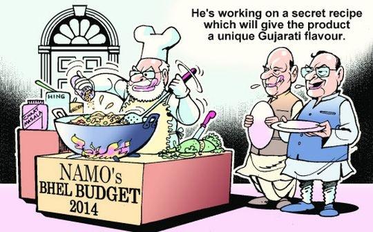 Budget 2014: HIGHLIGHTS