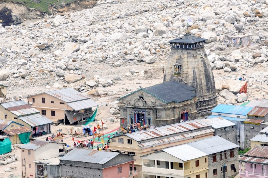 2,000 Kedarnath Pilgrims Stranded
