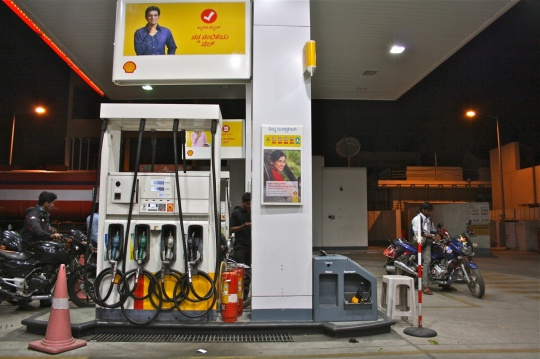 Fuelling Change