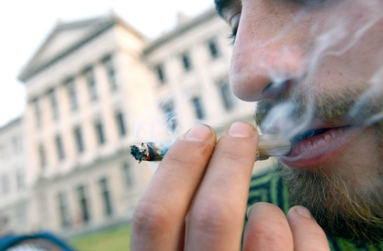 Washington: Second US State to Allow Pot Sale