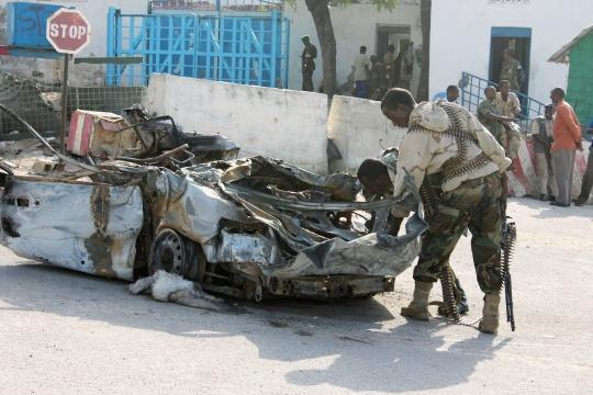 Somali Presidential Compound Attacked, President Safe