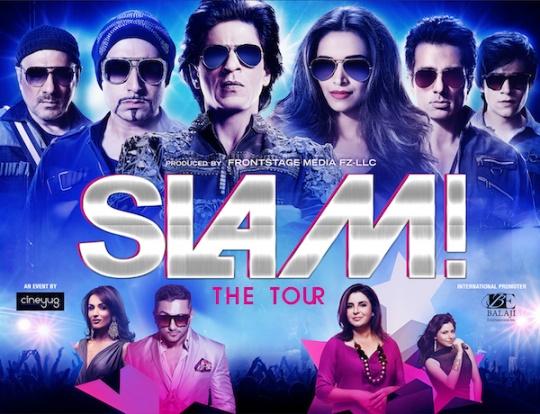 SRK SLAM