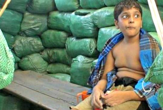 A Tamil Film On LTTE Prabharakan's Son