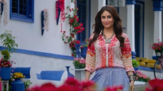 Kareena Kapoor Khan in Singham Returns