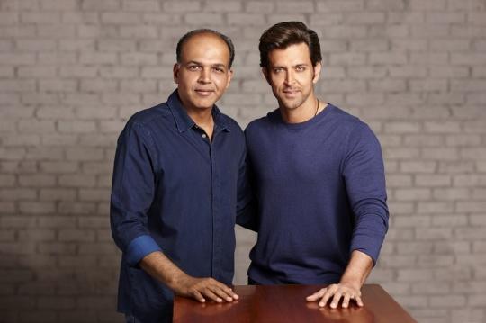 Ashutosh Gowariker and Hrithik Roshan