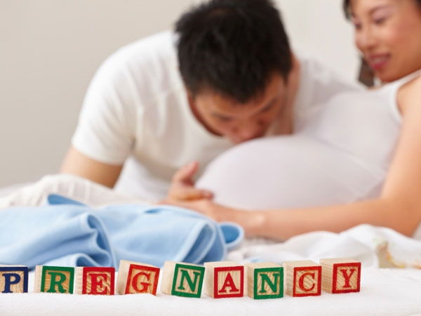 Why Pregnancy Sex Is A Good Idea