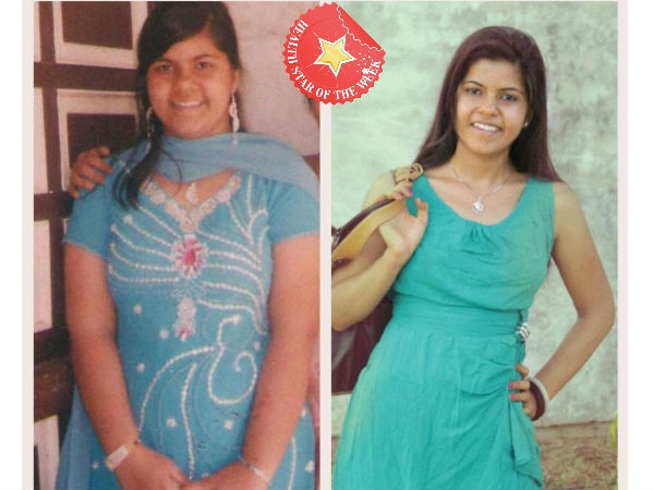 Health Star Of The Week: Teenager's Weight Loss Struggle