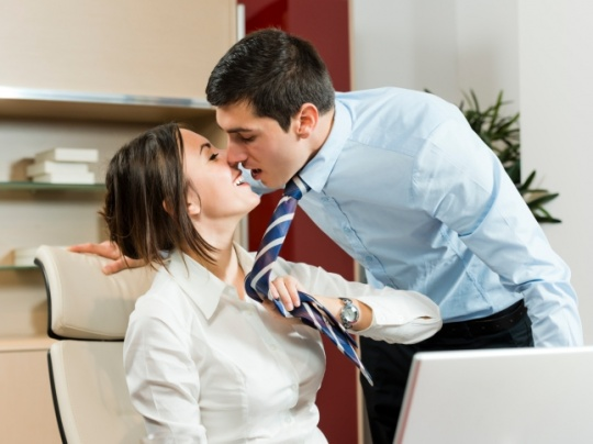 Love At Workplace Boosts Productivity